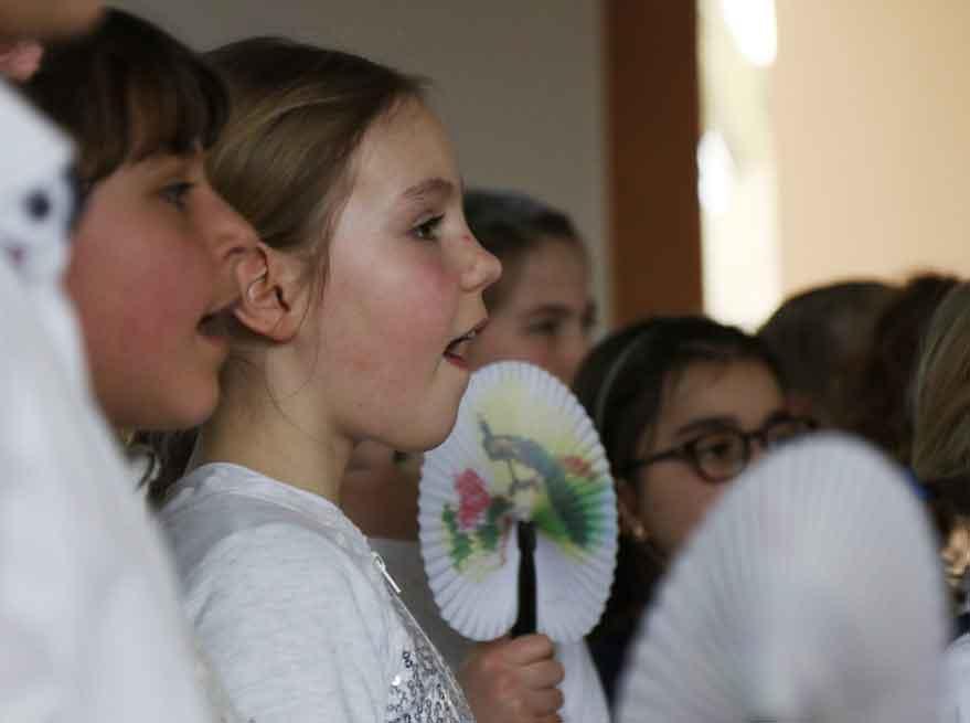 secundeklas Koorschool Delft