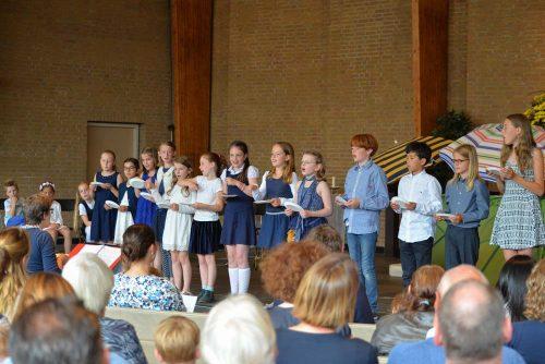 Octaafklas Koorschool Delft
