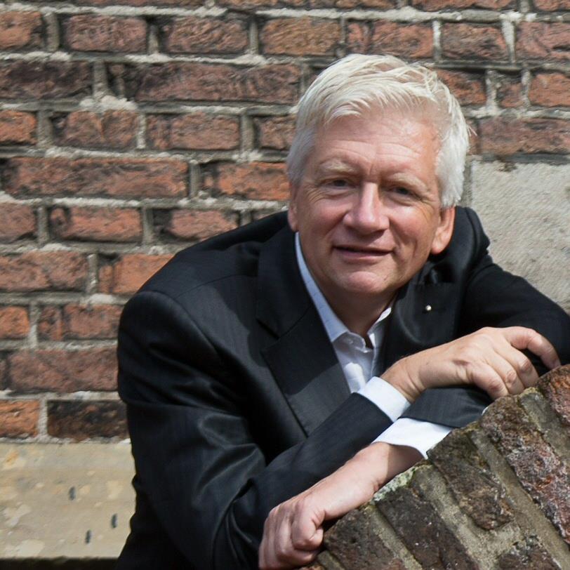 Nico van meel bij Koorschool Delft