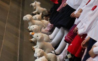 Waiting list for two children's choir classes